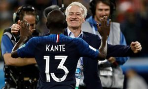 World-Cup-France-Croatia-Set-To-Play-Final