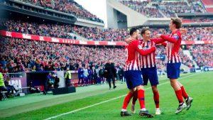 Vistabet: Ατλέτικο Μαδρίτης – Σεβίλλη με επιστροφή στοιχήματος*