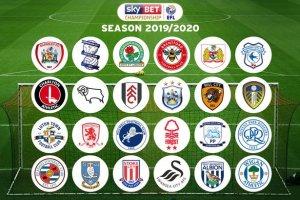 Αφιέρωμα Championship Αγγλίας 2019/2020