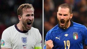 Τελικός Euro2020: Όταν διαφωνούν οι γίγαντες