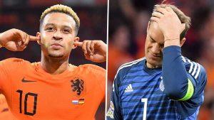 Bwin: Γερμανία – Ολλανδία με αξεπέραστο live στοίχημα