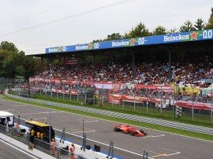 Grand Prix Ιταλίας: Στο Ναό της ταχύτητας