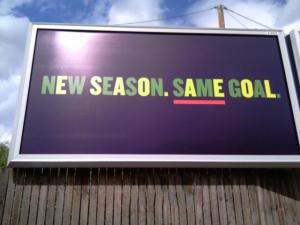 Νέα σεζόν, νέο όνομα, παλιά στήλη