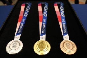 Τα διαφορετικά Μετάλλια του Τόκυο